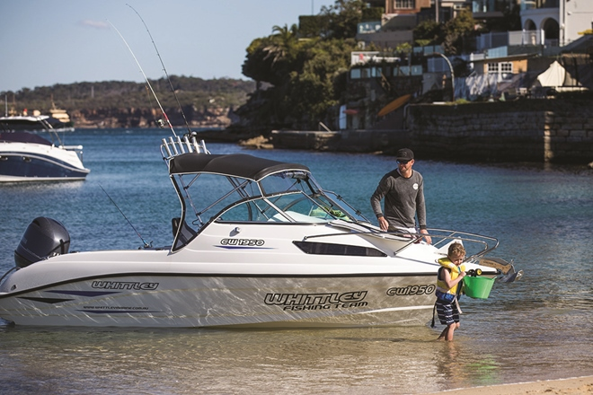 Melbourne Boat Show revs up for Whittley in 2018