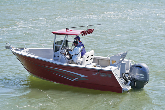 Sea Jay 630 Vision review