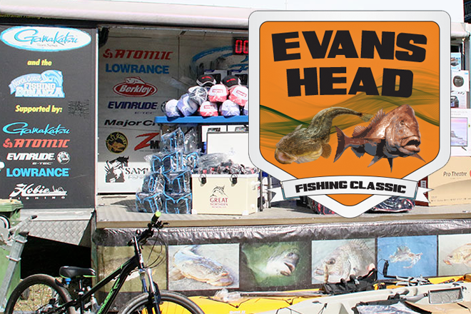 Evans Head Fishing Classic returns with Australian Fishing Tournaments at the helm