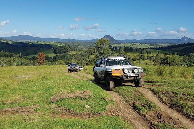 Easter ecstasy at Levuka 4×4 Park