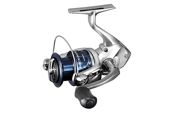 New Shimano Nexave reel line-up