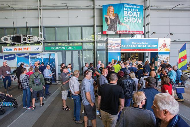 Brisbane Boat Show August 24-26, 2018