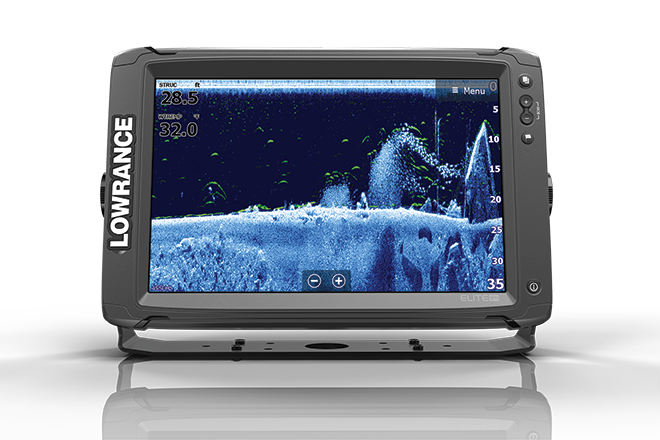 Lowrance announces price drops on Elite Ti