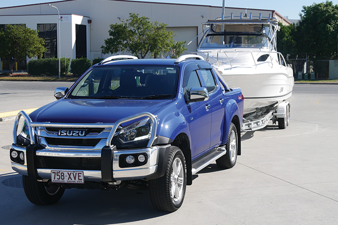 Isuzu D-Max delivers on all fronts