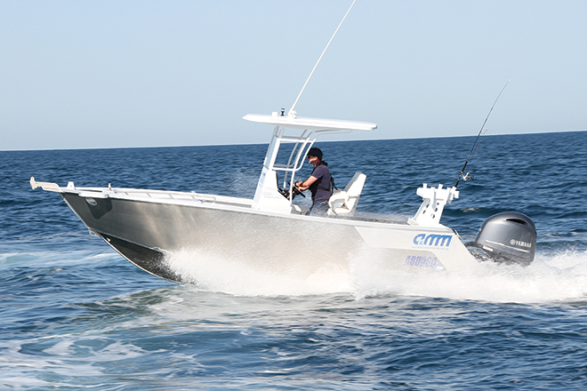 AMM 5700 Sea Class boat review