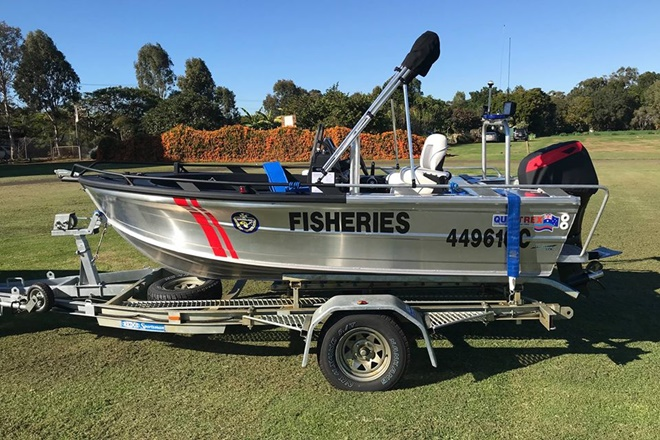 New boat bolsters Redlands fisheries compliance