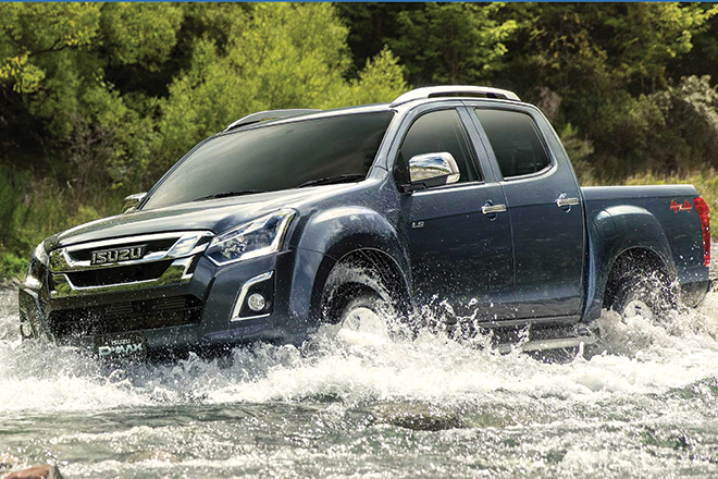 Customer satisfaction the key for Isuzu UTE Australia