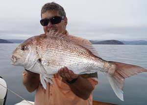 catching snapper offshore brisbane