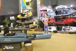 hobie kayaks range