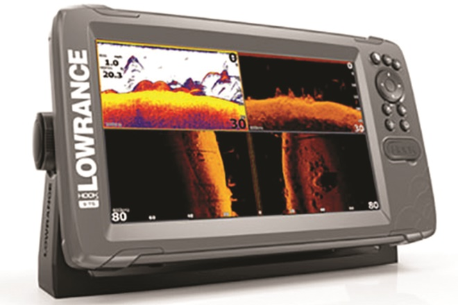 Lowrance Hook2 9 sounder review