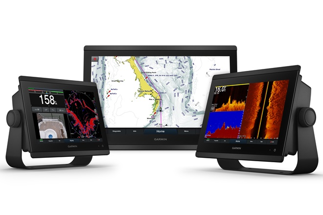 Garmin debuts GPSMAP 8400xsv series
