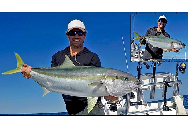 noosa bar fishing kingfish