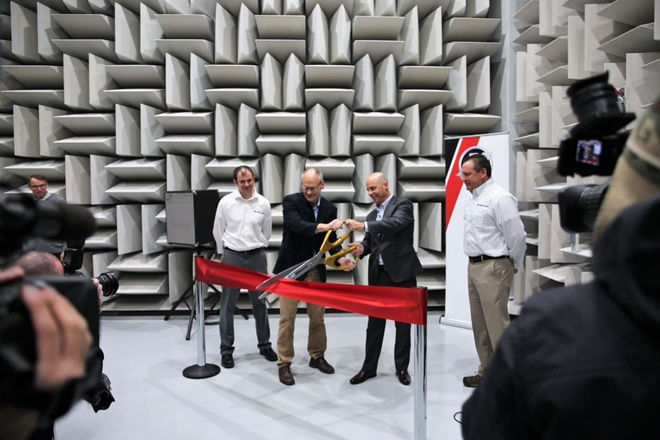 Mercury Marine opens industry's leading NVH technical centre