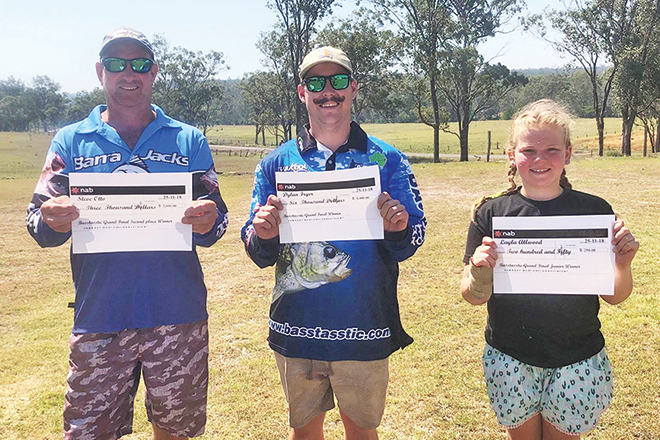 Dylan Fryer wins Basstasstic Bass Grand Final