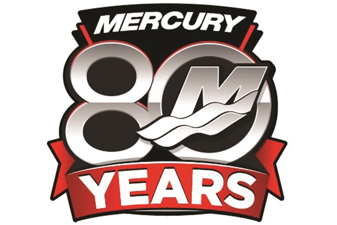 Mercury Marine celebrates 80th anniversary in 2019