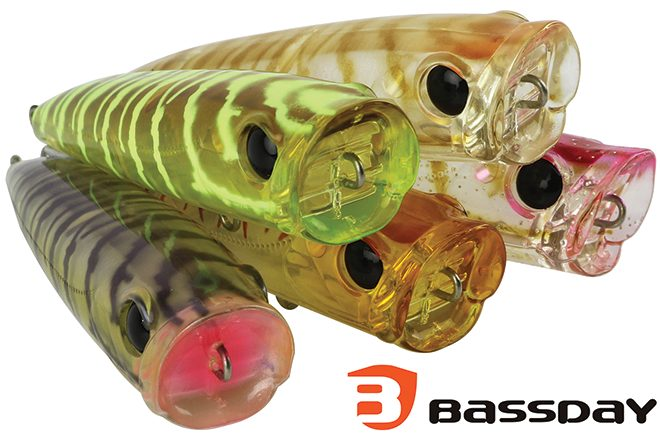 bassday backfire popper