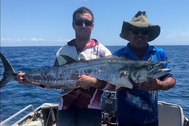 fishing amazing offshore bundy