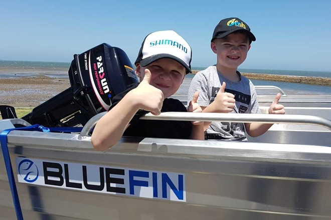 OzFish Unlimited Wynnum Fishing Classic