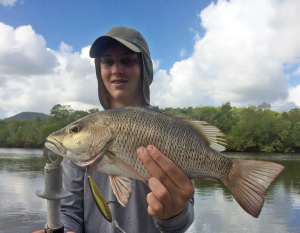 Fishing Hinchinbrook