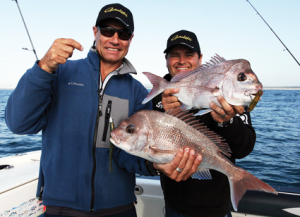 ET and Michael Starkey fished offshore in the North Coast Fishing Bonanza and landed some solid fish.