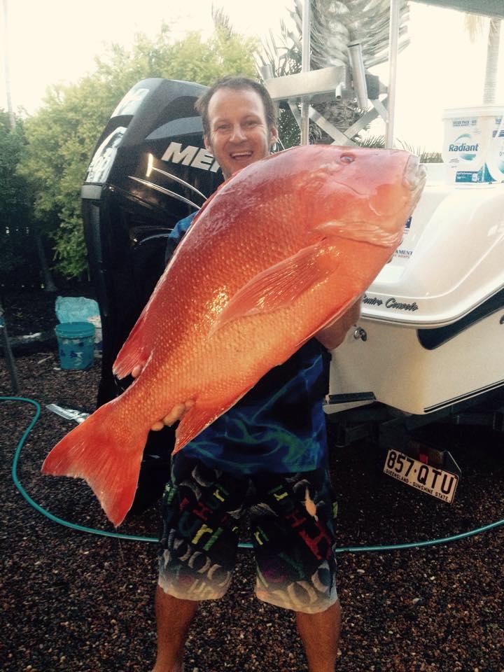 20150302 Luke Truant red emperor offshore