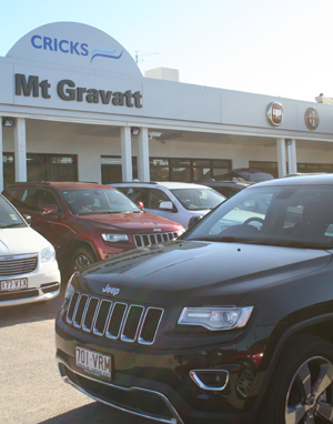 Anticipation was high when picking up the Grand Cherokee from Cricks Mt Gravatt.