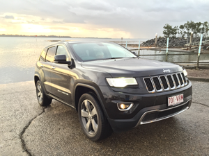 With massive pulling power, many a Jeep Grand Cherokee will find its way to a boat ramp near you.
