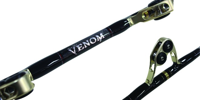 Venom Game Series Rod Game Rod of the Year