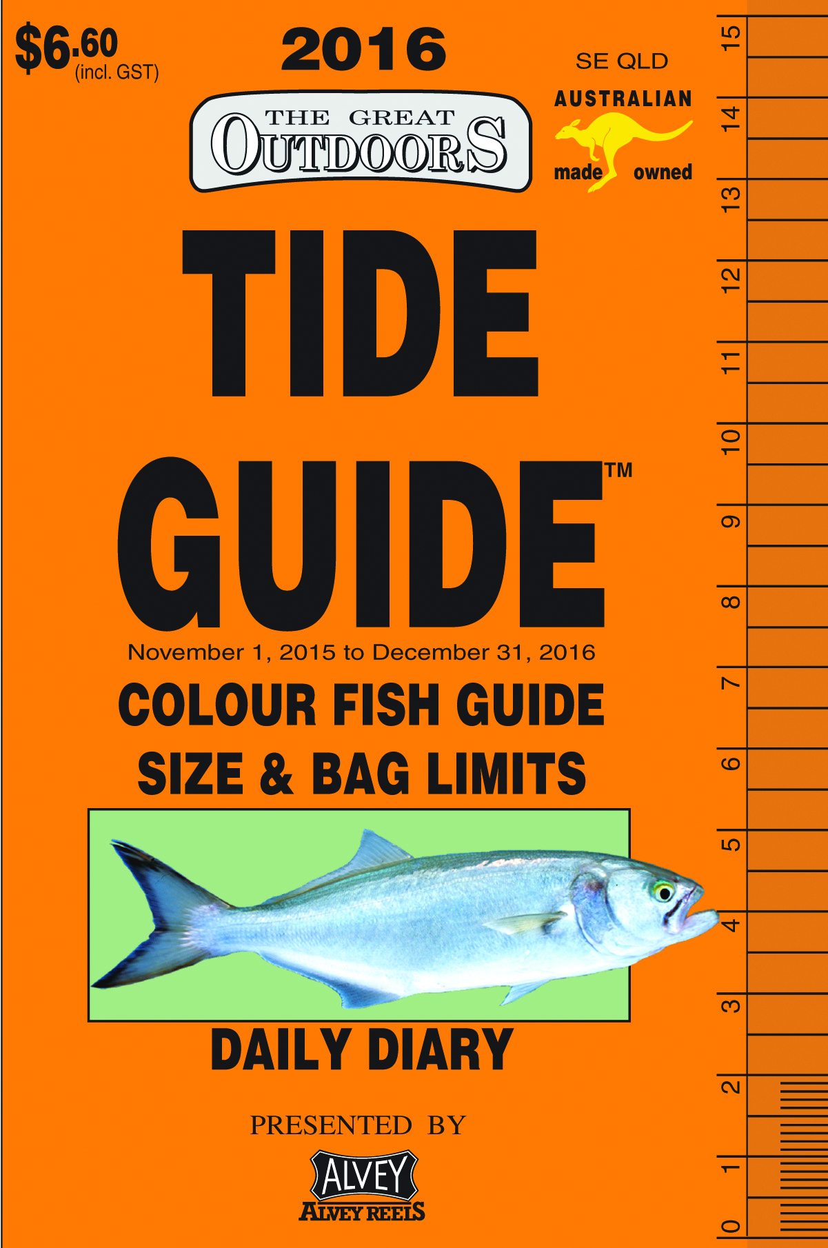 The little orange Tide Guide is back 2016