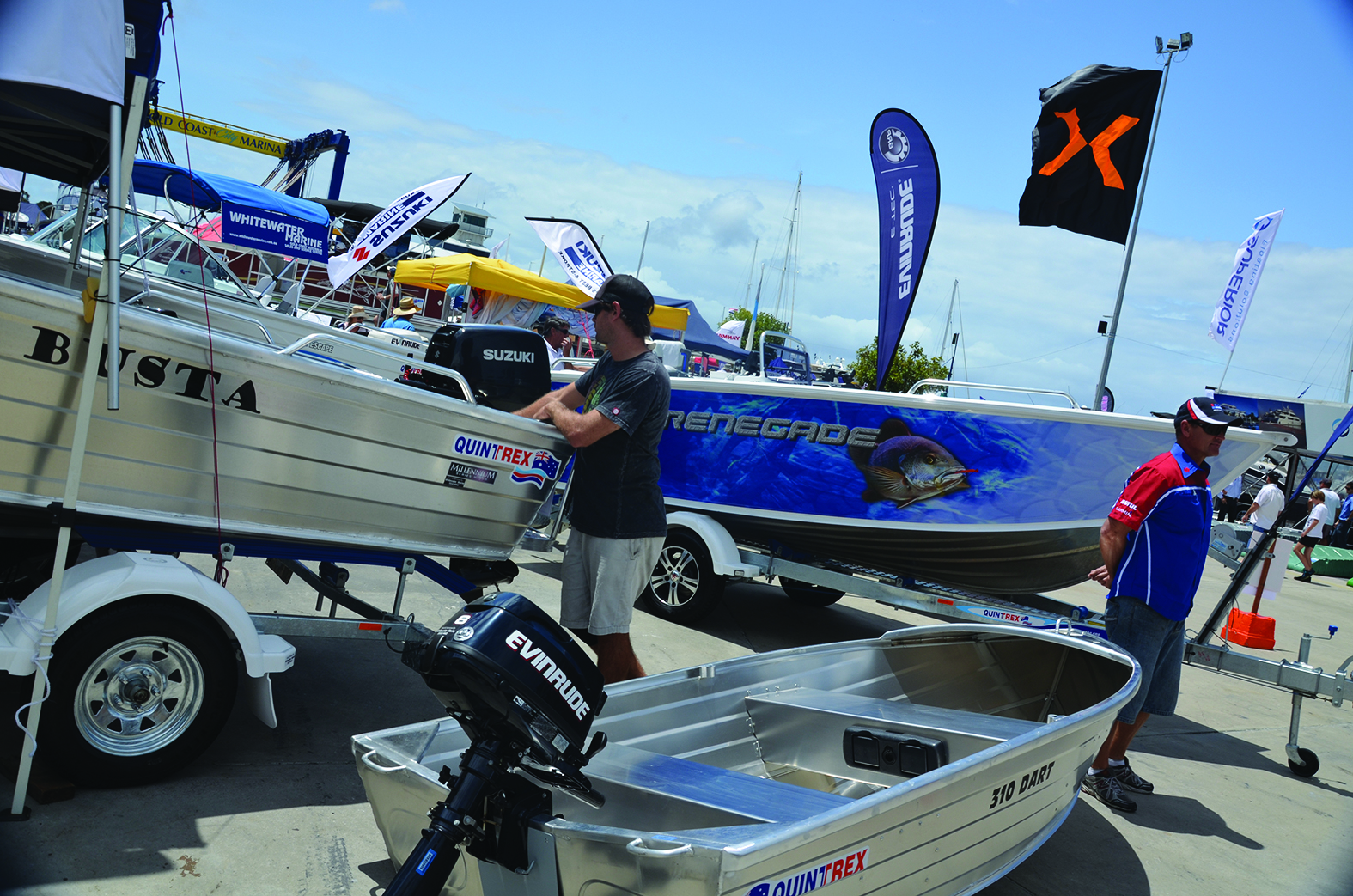 oats built for serious fishing or boats built for serious fun – you will find exactly what you need to get out on the water making special memories your way at Expo 2016.