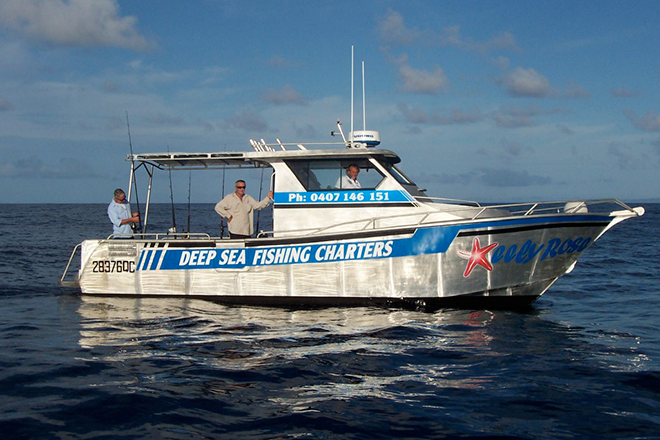 Keely rose deep sea fishing charters bush 39 n beach for Fishing charters cleveland ohio