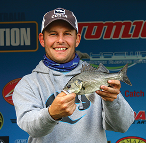 Matthew Langford is well on his way to being a top Pro angler.