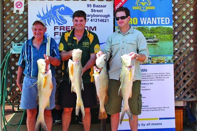 Freedom Fishing & Coast Guard Sandy Straits Family Fishing Competition 2016 2