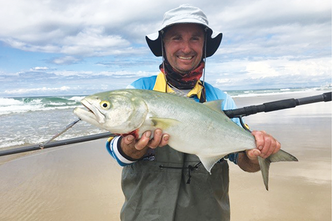 Countdown to annual fishing closure on Fraser Island