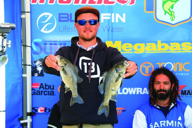 Patrick Bailey secured his maiden Co-Angler victory.
