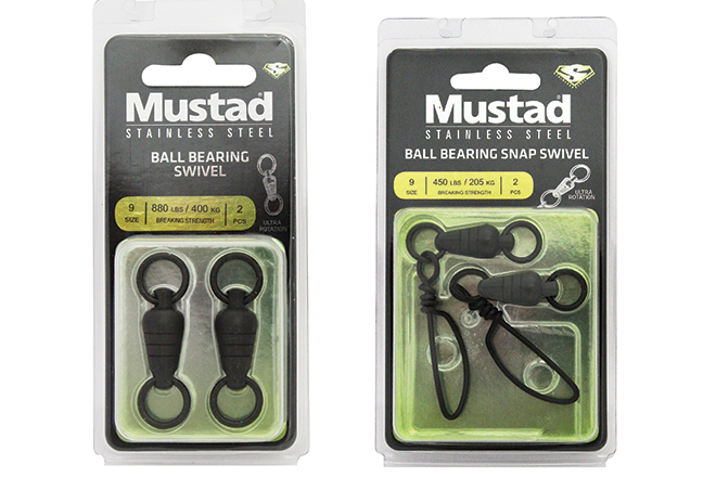 Ball Bearing Swivels