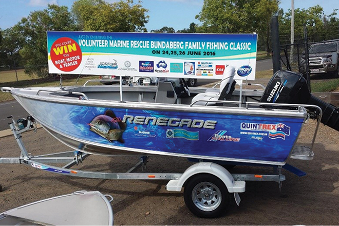 Bundaberg Family Fishing Classic