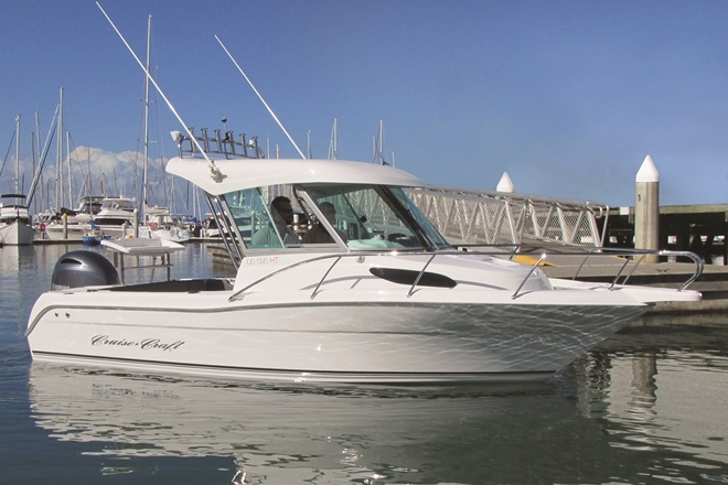 cruise craft outsider 595 hardtop