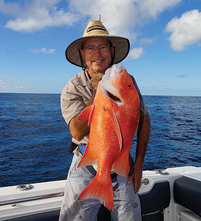 red emperor north of fitzroy reef