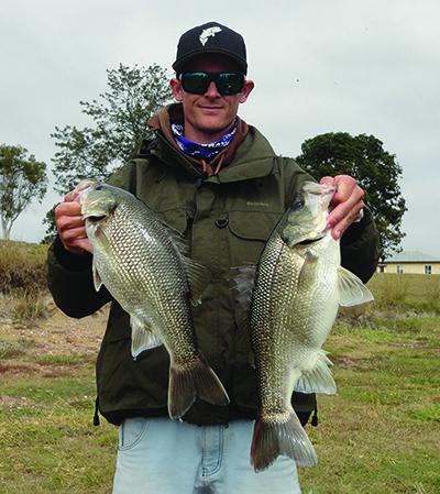 big bass somerset dam