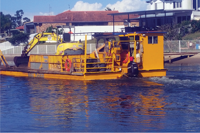wingbrook marine queensland canal fleet