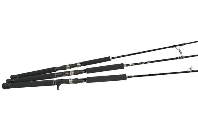 samurai osprey all-rounder fishing rods