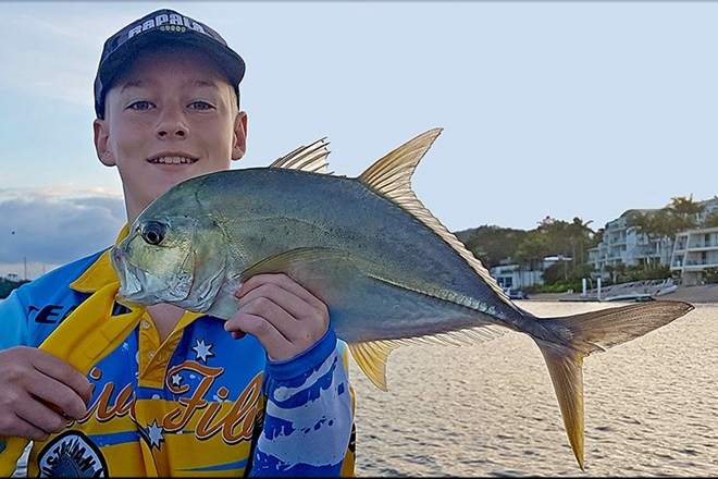 noosa north shore trevally