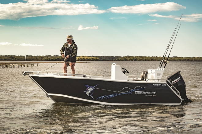 formosa marine and amc make the perfect team