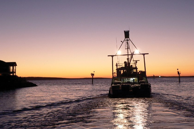 Letter from Sunfish to Fisheries Minister regarding commercial fishers