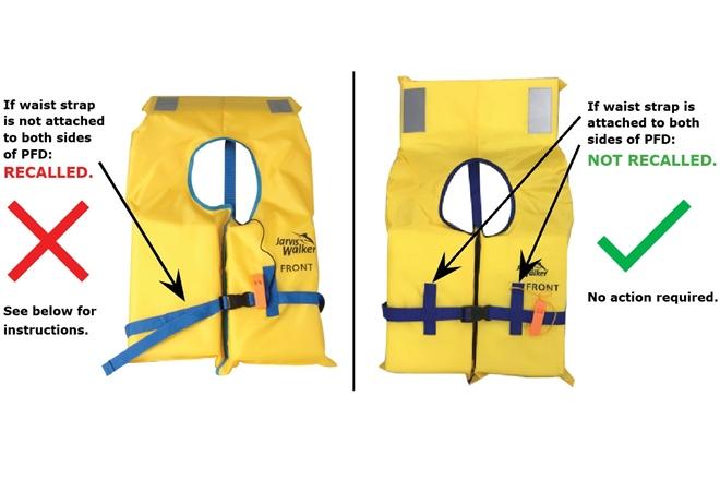 jarvis walker pfds lifejackets