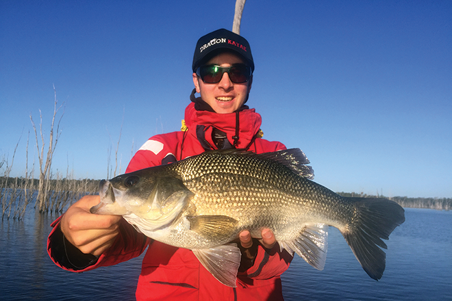 lake monduran fishing bass