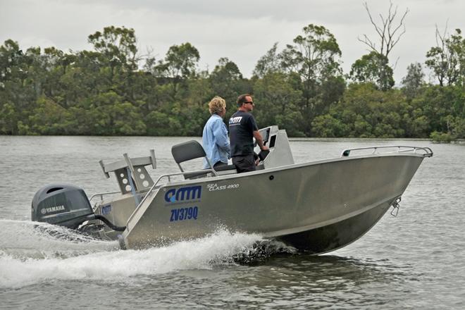 amm boating challenge