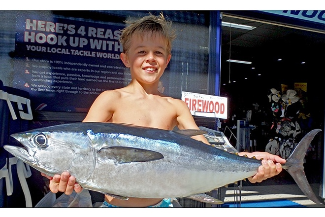 anglers get offshore sunshine coast