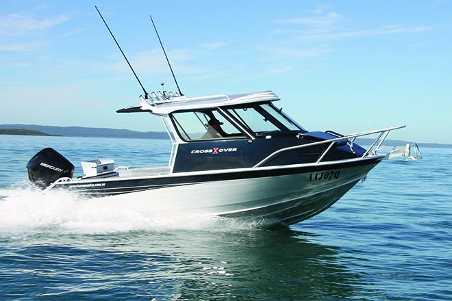 McLay 651 CrossXover Hardtop review | Bush 'n Beach Fishing